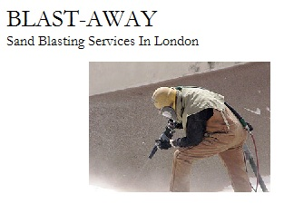 Sand Blasting Services in London