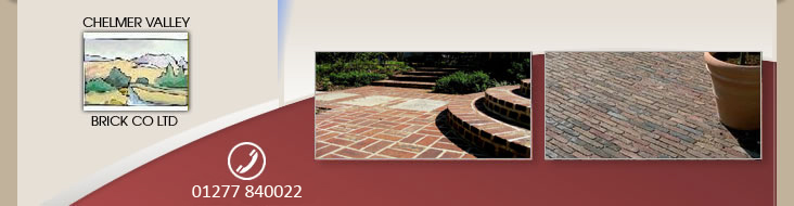 Chelmer Valley suppliers of clay paving