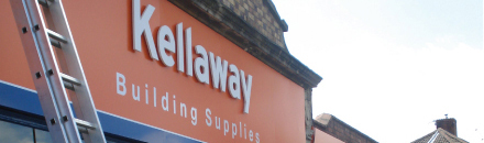 Kellaway Builders Merchant. Based in Bristol