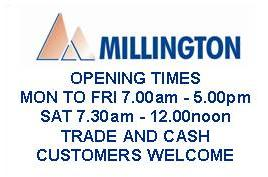 JS Millington Brick and Builders Merchant. Based in Leics