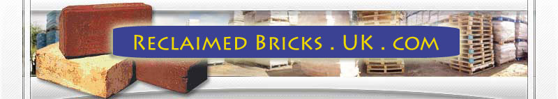 Reclaimed Bricks. Brick Merchant based in the London area
