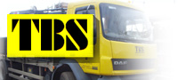 TBS Builders Merchants. Based in Northants